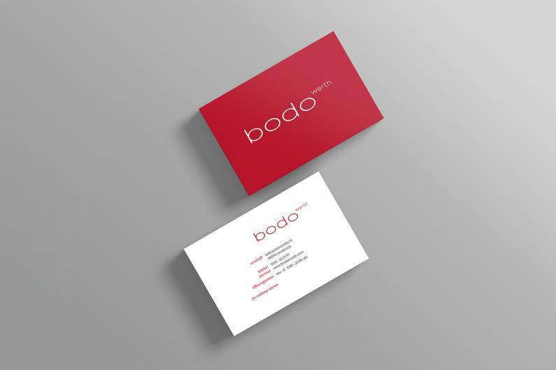 Bodo Werth | Geschäftsausstattung