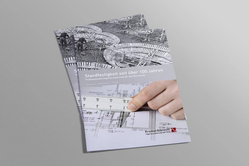 KramerAlbrecht | Imagebroschüre