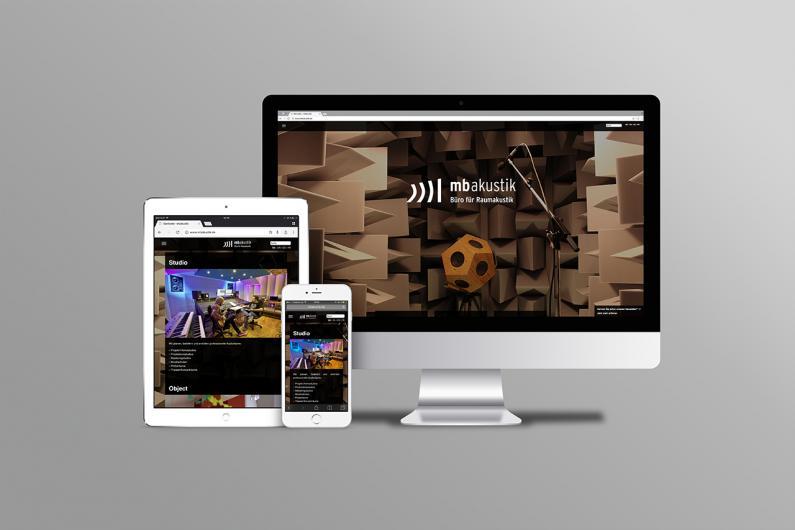 mbakustik | Website