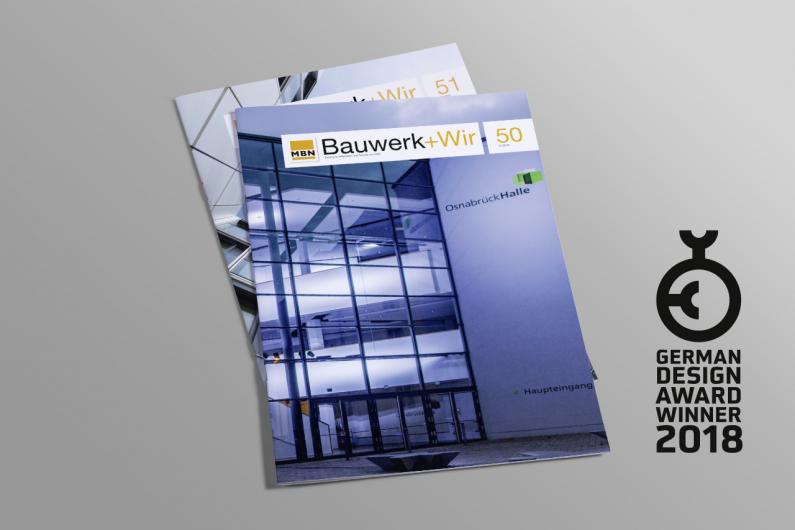 MBN Bau AG | Mitarbeiterzeitung Bauwerk+Wir