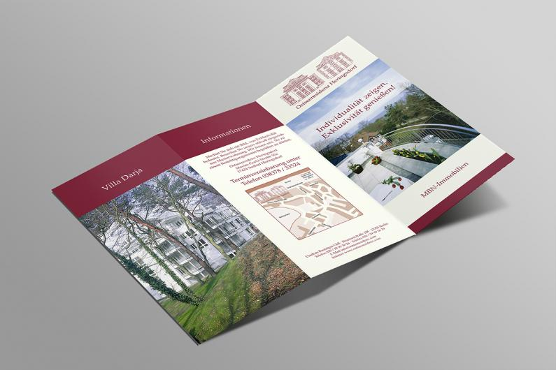 Ostseeresidenz Heringsdorf | Flyer