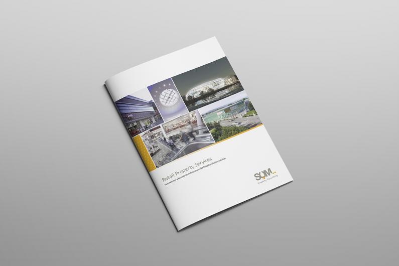 SQM Property Consulting | Imagebroschüre