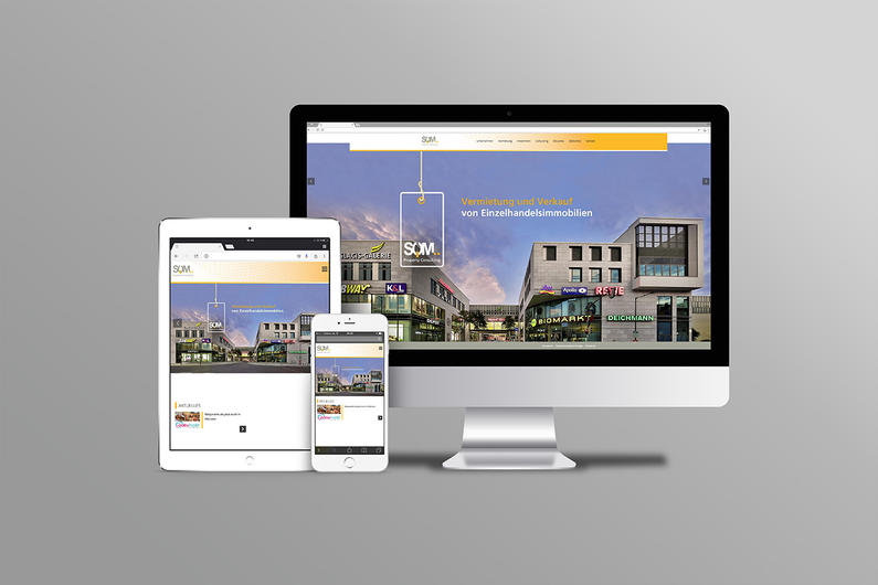 SQM Property Consulting | Website