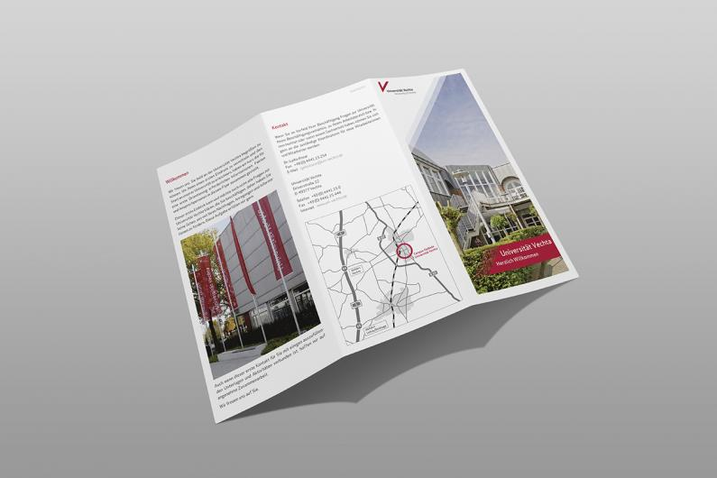 Universität Vechta | Flyer