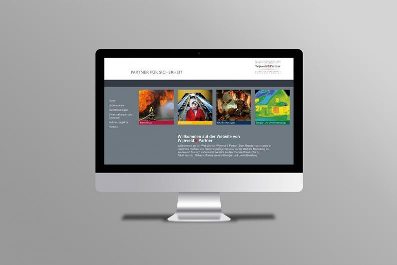 Wijnveld Ingenieure | Website
