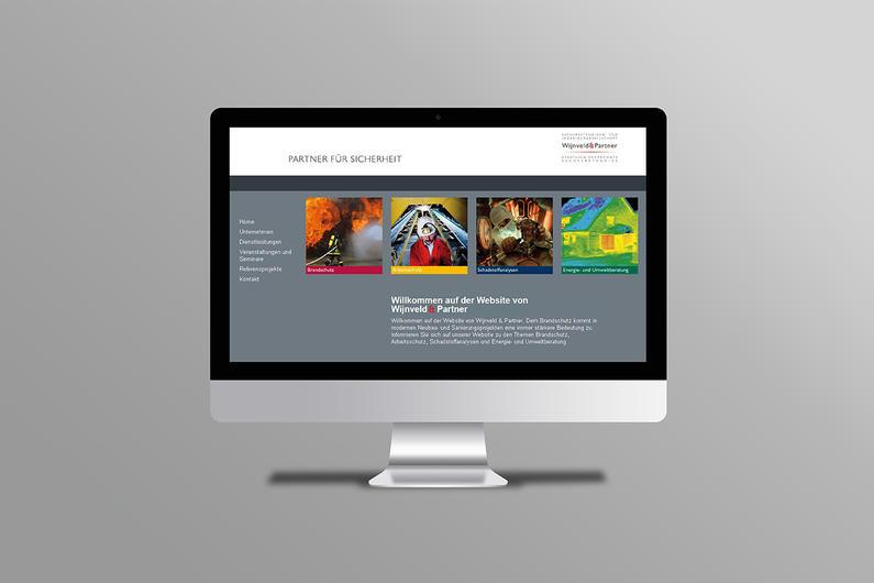 Wijnveld Ingenieure   Website