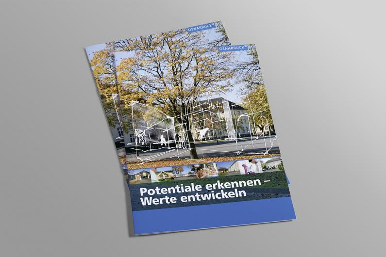 WFO Wirtschaftsförderung Osnabrück | Konversionsbroschüre
