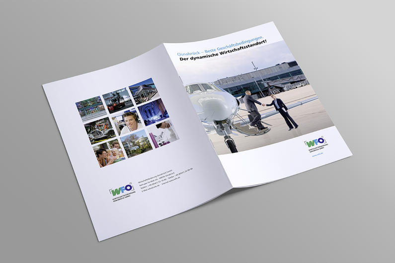 WFO Wirtschaftsförderung Osnabrück   Imagebroschüre